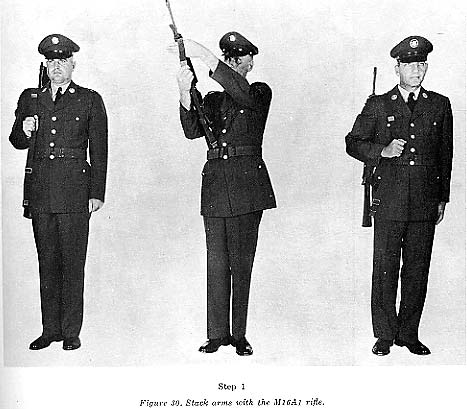 manual of arms for the m16a1 rifle Military Manual of Arms Manual of Arms Sword