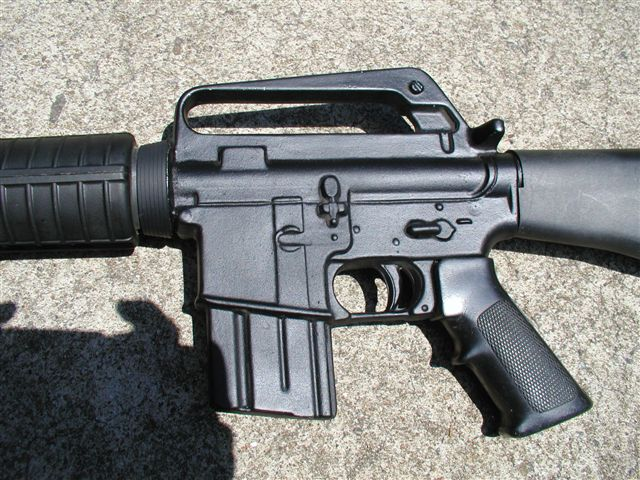 Deactivated M16 - reactivate? - The Firing Line Forums